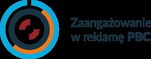 zaangażowanie w reklamę logo pbc plannera