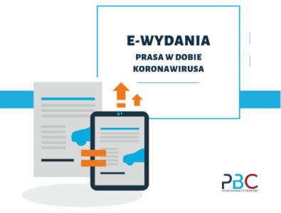 e-wydania prasa w dobie koronawirusa