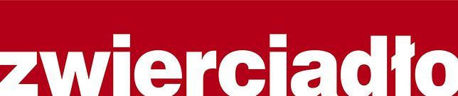 zwierciadło logo